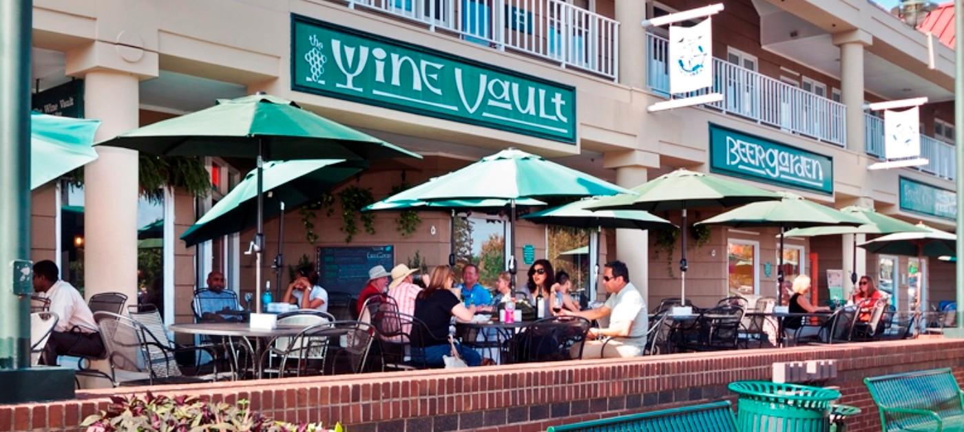 Wine Vault & Beer Garden